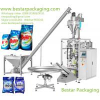 Wholesale laundry detergent filling packing machine automatic pack  from A to Z operation from china suppliers