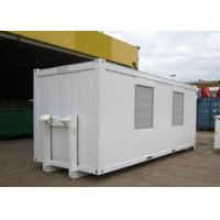 Wholesale Prefabricated Modified Temporary Storage Containers Moving Foldable from china suppliers