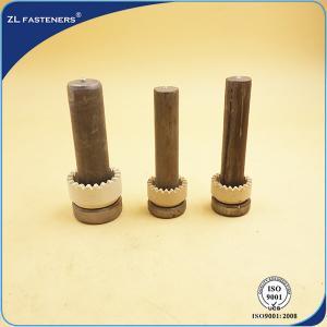 China ISO 13918 Arc Welding Stud / Threaded Stud Welder For Bridge Building Steel Decking on sale