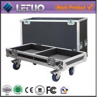 Wholesale Aluminum flight case road case transport crate case 24 inch speaker flight case from china suppliers