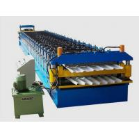Buy cheap double roof tile machine from wholesalers