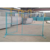 Wholesale 6FT X 9FT Temp Site Fence Galvanized  temporary fencing,high standard construction fence,removable fence from china suppliers
