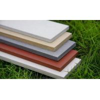Wholesale Multi Color Fibre Cement External Wall Cladding For Facade Decorative Damp Proof from china suppliers