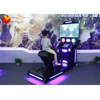 Wholesale VR HTC Vive Virtual Reality Simulator Horse Riding With 2 Different Games from china suppliers
