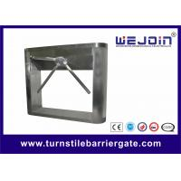 Wholesale Flexible Double Tripod Turnstile Gate with DC Motor FOR MUSEUM from china suppliers