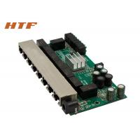 Wholesale Gigaibt 8 Port Network Switch Module , 1000Mbps Ethernet Hub Switch PCBA Board from china suppliers
