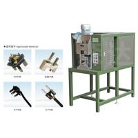 Wholesale UK Standard 3T Semi Automatic Crimping Machine 375KGS 3 Flat Pin Plug Insert from china suppliers