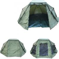 Wholesale 210D PU coating Oval shelter Carp Fishing Tent With ground pegs from china suppliers