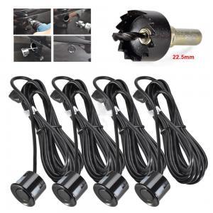 Wholesale Car Reversing Aid 4 Sensors Parking Sensor System Bibibi Alarm By Buzzer from china suppliers