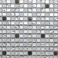 Wholesale Crystal Glass Mosaic in Mix Stone, Decorates Background Wall with Bright, Soft and Splendid Colors from china suppliers