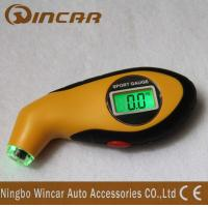 Quality 12V 150psi Pressure Digital Tire Pressure Guage Precision With Customized Logo for sale