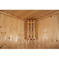 Wholesale Home / Garden Traditional Sauna Cabins , Square Cedar Sauna Rooms from china suppliers