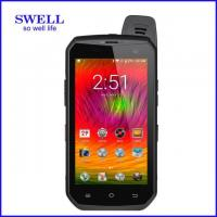 Wholesale 4G LTE IP68 Military Spec Smartphone , Dual Sim Cell Phones with NFC from china suppliers