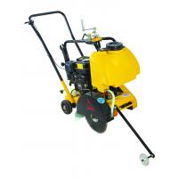 Yellow 90MM Concrete Road Cutting Machine Road Construction Equipment