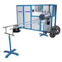Buy cheap Flexible Aluminum Flexible Duct Forming Machine 0 - 25 m / min Speed from wholesalers