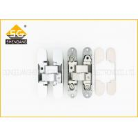 Wholesale Right Hand Or Left Hand Applicable Concealed 3d Adjustable Hinge Hardware from china suppliers