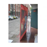 Wholesale Telescopic Adjustable 180g PP Paper HP 5500PS L - Banner Stands For Outdoor Display from china suppliers
