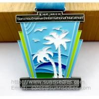 Wholesale Professional metal medal maker in China, enameled metal medals and medallions making from china suppliers
