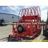 Wholesale cable trailers Drum Trailers professional manufacture from china suppliers