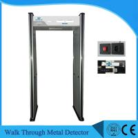 Wholesale UB500 Security Walk Through Gate , Airport Baggage pass through metal detector from china suppliers