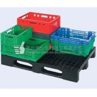 Wholesale Clean Lighter Weight Safer Plastic Storage Crate, Plastics Compone Easier To Handle from china suppliers