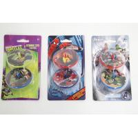 Buy cheap Cartoon Simple Plastic Spinning Top , Teenage Mutant Ninja Turtles from wholesalers