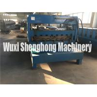 Wholesale Developed Hydraulic Cutting Tile Roll Forming Machine Anti Rust Roller from china suppliers