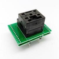 Wholesale Test socket QFN12 programmer adapter 3*3mm 0.5mm QFN12 IC Socket from china suppliers