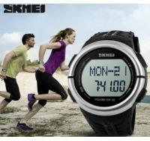 Wholesale Skmei RELOJ PODOMETRO PULSOMETRO SKMEI Watch Pedometer Heart Rate Monitor Calories 1058 from china suppliers