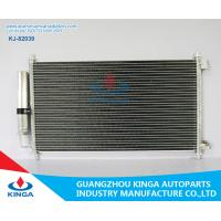 Wholesale KJ-82039 Nissan Condenser / Aluminum AC Condenser Of  NISSAN NV200(10-) OEM 92100-JX00A from china suppliers