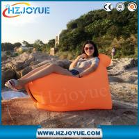Buy cheap 2017 hot and New Design OEM Logo Inflatable Sofa, hangout laybag.air chair from wholesalers