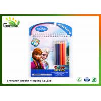 Wholesale Frozen Theme DIY Coloring Book for Small Kids Draw Learning from china suppliers