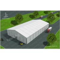 Wholesale 8M Height PVC Warehouse Storage Tent UV Resistant A-Shaped Roof Top Style from china suppliers