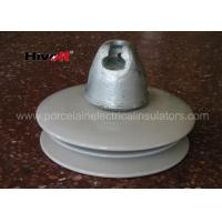 Wholesale Professional Grey Porcelain Suspension Insulator For 400kV Power Lines from china suppliers