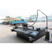 Wholesale Flatbed digital cutter Machine with cutting area 2500*1600mm 1700*1300mm 1300*1000mm from china suppliers