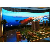Wholesale P4 High Definition Indoor Advertising LED Display Video Wall Front Service IP43 1/16 scan from china suppliers