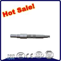 Wholesale Casing head forging stainless steel shaft for machinery parts from china suppliers