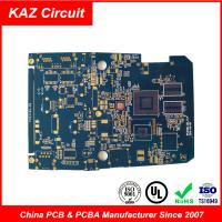 Wholesale 4-16Layers FR4  Multilayer PCB Board With UL ROHS REACH 0.5-6oz from china suppliers