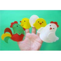 Buy cheap Custom Design Flet Finger Puppet from wholesalers