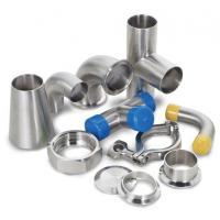 Dairy welding tri clamp stainless steel sanitary pipe