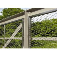 Buy cheap Stainless Steel Wire Mesh for Balustrade Infill Panels and Railings Application from wholesalers