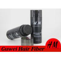 Wholesale 100% Colorfast Keratin Hair Building Fibers Hair Salon Products GMPC Certificated from china suppliers