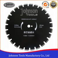 Wholesale Customized Diamond Asphalt Saw Blades Wide U Slot Type Easy Operation from china suppliers