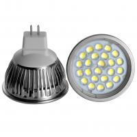 Wholesale AC DC 12V 5 Watt Led spotlight MR16 with GU5.3 lamp holder 360 lumens from china suppliers