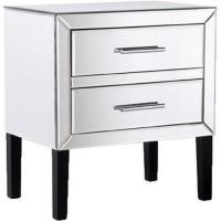 Buy cheap Mirrored Bedroom Nightstand  Home & Hotel Accessories from wholesalers