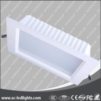 Buy cheap high efficiency CE & ROHS Approved 18w led downlight saa from wholesalers