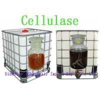 Wholesale Food Grade Cellulase Enzyme Acid Powdered Cellulose For Wine Brewery Szym-ACE10LJU from china suppliers