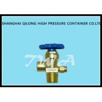 Wholesale Brass Oxygen cylinder valves,pressure reducing valves ,CGA580, gas cylinder valve from china suppliers