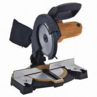 Wholesale 205mm miter saw, carton brush, 220V rated voltage from china suppliers