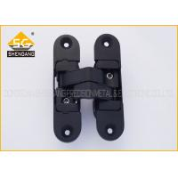 Wholesale 180 Degree Zinc Alloy 3D Adjustable Invisible Door Hinges For Folding Door from china suppliers
